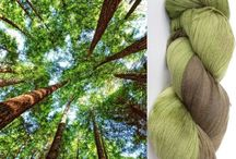 Nature + yarn
