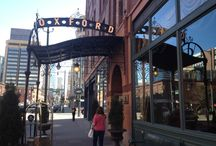 LoDo / Lower Downtown (LoDo) Denver is one of the city's most vibrant areas. / by The Oxford Hotel