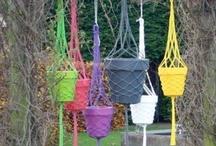 Hanger bloempot