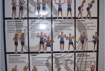 Exercise Band Exercises