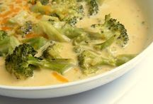 Soups, Salads, and Side Dishes / by Crystal B