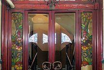 Krása dveří / umění,architektura