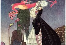 Kay Nielsen / by Ann Marshall