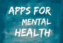 Mental Health / A place to record coping strategies in order to help limit stress and to maintain a positive mental health.