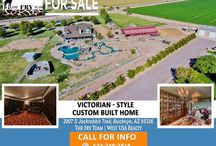 FEATURED LISTINGS / FORE MORE INFO: 623-748-3818 | info@fryteamaz.com | sales@fryteamaz.com | www.fryteamaz.com