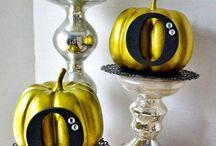 Halloween decor / by Stephanie Richards