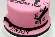 Divorce cakes / divorce cakes