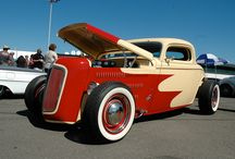 Hot Rods/Kustoms for Michael / by Rain Harry