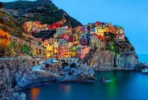 Beautiful places around the world
