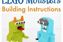 Things to do with kids {LEGO}