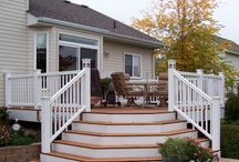 Deck Ideas / by Diane Alspaugh Kielman