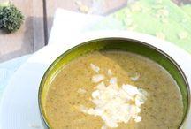 Soups / Healthy and tasty soup ideas   Gezonde en lekkere soep ideeën