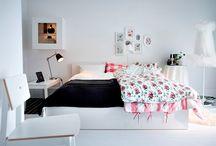 Somn ușor / E locul poveștilor cu zâne sau balauri, al dimineților senine și al momentelor tandre. Este mai mult decât un dormitor. Este locul pentru somnul cel mai odihnitor și visele cele mai frumoase. / by IKEA Romania