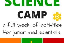 Mad science camp