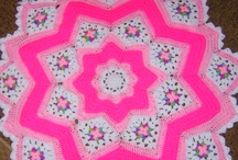 Crochet for the Home / Afghans, towels etc