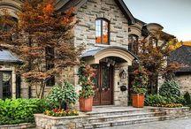 Outdoor entryway