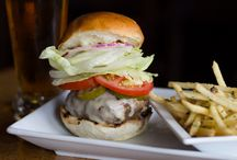 San Diego Burgers / Recommended burgers found in the San Diego area.