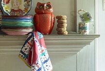 in the kitchen / kitchen design & inspiration for organization / by Maureen Cracknell Handmade