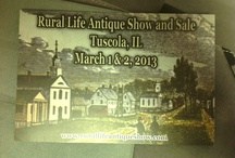 Rural Life Anique Show Tuscola / by Ayn Owens
