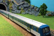 TGV & AUTORAILS / Quelques exemples des #TGV et des #autorails à retrouver sur notre site de vente en ligne ! #trainélectrique #miniatures #modélismeferroviaire
