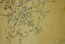 Victorian Stencil