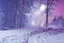 3 Dark winter / Ассоциации , цвета темной зимы