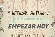Frases y carteles chulas