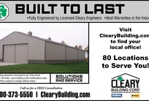 Cleary Building Corp Ads