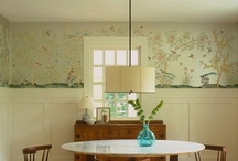 Interiors / by Alix Houghton