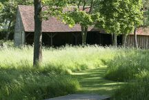 Farm landscaping