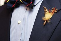 Creations / Fly buttonaires