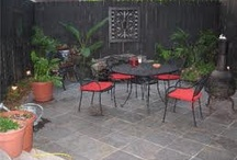 Outdoor Spaces / by Melissa Gonzales