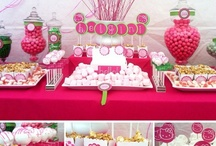 Party Ideas / by Pinkpoodle Patterns