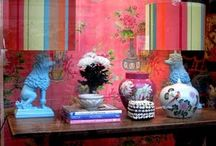 Beautiful rooms / We like to surround ourselves with all things beautiful