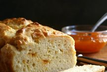 Bread Recipes / by Janie Breon