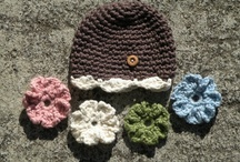 Crocheting-Hats