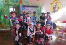 St Joseph's Catholic Primary School EN8 7EN - UK / School Author Visit to St Joseph's Catholic Primary School EN8 7EN for Book Week, Monday 2nd March 2015. Met lots of scary PIRATES! and signed loads of books.