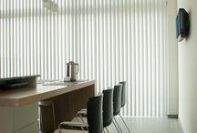Modern / Moderne raamdecoratie
