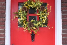 Wreaths / by Danielle Eaglen