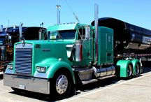 Custom Truck Shows: The Best of the Best / Custom truck shows feature some of the best big rigs ever. Besides the sleek, hot chromed up rides, there's the timeless classic trucks, like the 359 and 379 Peterbilt, the long hood Kenworth trucks, old Macks, Internationals and cabovers, too.  / by Smart Trucking