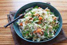 Salads / by MaryAnn Wertswa Reuter