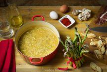 Sopas | Soups | Soupes / by webos fritos