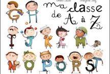 Alphabets / Abécédaires