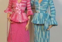 short dresses for Barbie