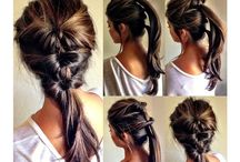 Hair styles and tips  / by Erica Jacobs