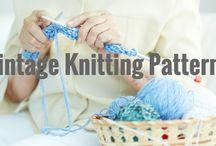 Crochet and Knitting Patterns / Crochet and knitting