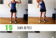 Resistance Band Ab Workout