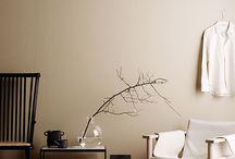 INSPIRATION | Beige & greige walls