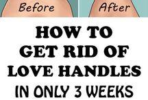Get rid of love handles
