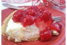 Cakes ~ Cheesecakes / by Jacqueline Stahrr